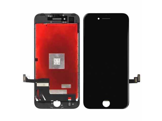 inlocuire display cu touchscreen si rama apple iphone 7 original
