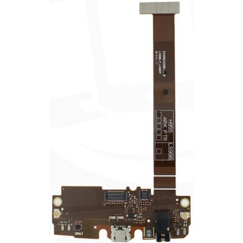 inlocuire modul mufa incarcare microfon si date lg h955 g flex 2