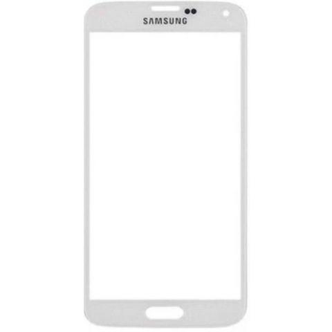 schimbare sticla geam ecran display samsung galaxy s5 g900 alb
