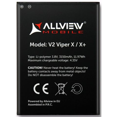 inlocuire baterie acumulator allview v2 viper x x plus