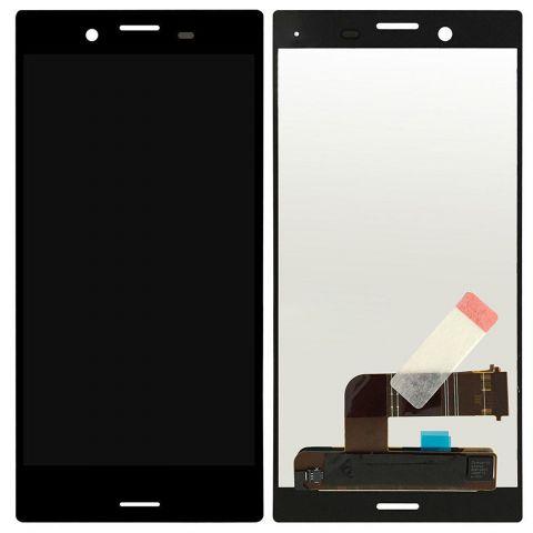inlocuire display cu touchscreen sony xperia x compact f5321