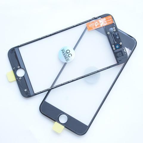 inlocuire schimbare geam sticla ecran original iphone 8 plus negru