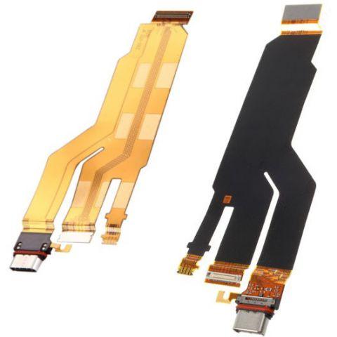 inlocuire mufa banda incarcare sony f8331 f8332 xperia xz