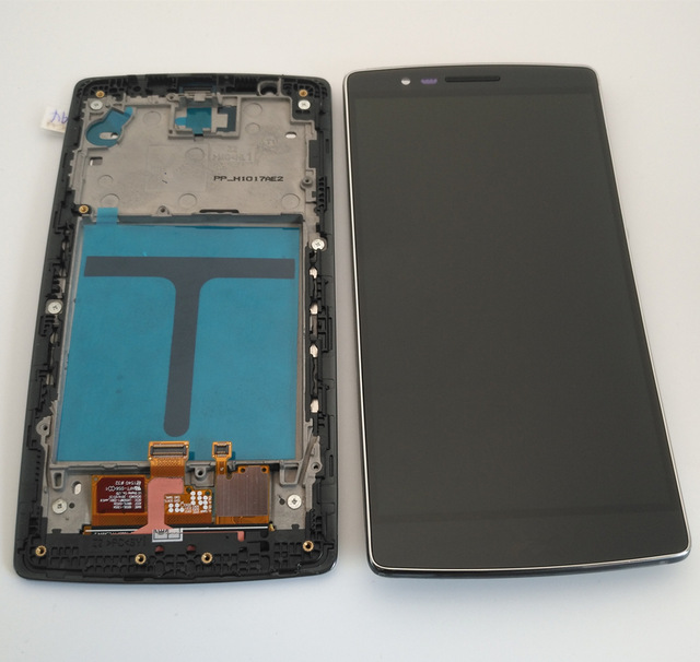 inlocuire display touchscreen rama lg g flex 2 h950 h955 ls996 h955a