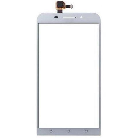 inlocuire geam touchscreen asus zenfone max zc550kl alb