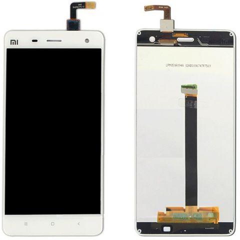 inlocuire set display touchscreen xiaomi mi 4