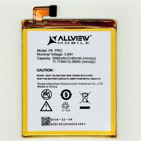 inlocuire baterie acumulator allview p6 pro original