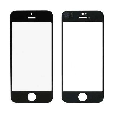 inlocuire geam sticla touchscreen display iphone 5 negru magazin