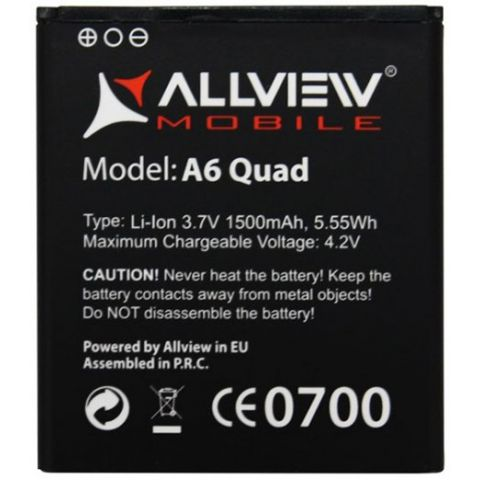 acumulator allview a6 quad original
