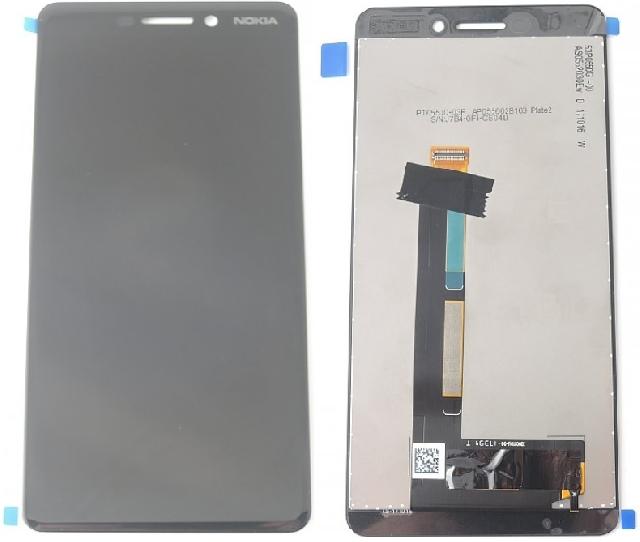 inlocuire display cu touchscreen nokia 61 nokia 6 2018