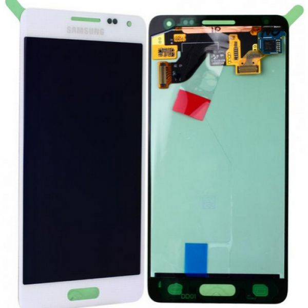 inlocuire set display touchscreen samsung galaxy alpha sm-g850f alb gh97-16386d