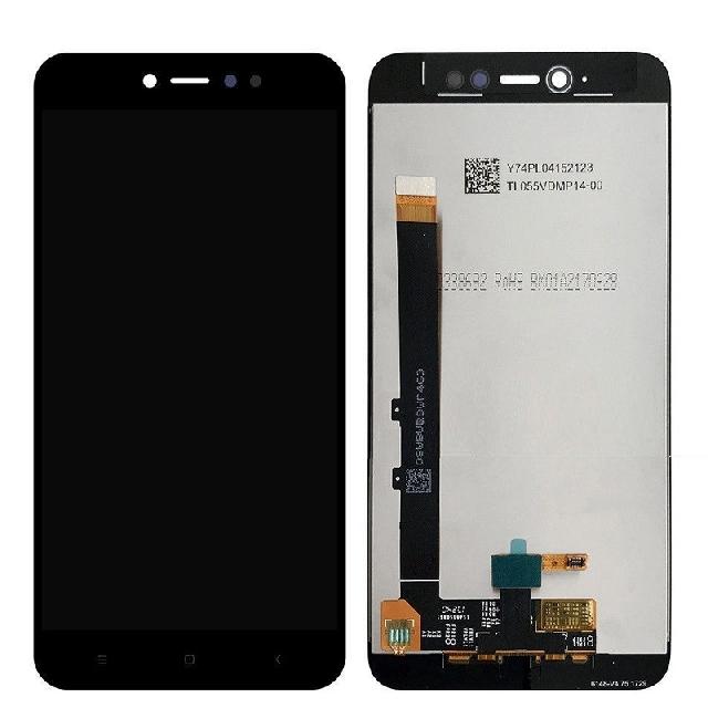inlocuire display cu touchscreen xiaomi redmi note 5a negru
