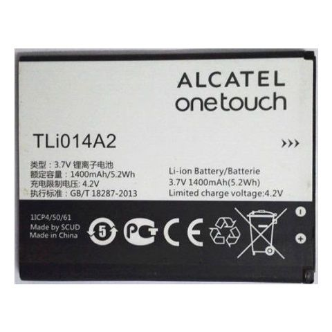 acumulator alcatel tli014a2 ot-v695 vodafone smart first 6