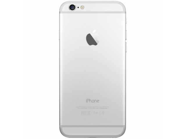 inlocuire carcasa capac baterie apple iphone 6 plus silver