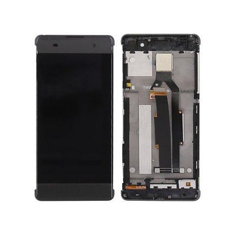 inlocuire display cu touchscreen si rama sony xperia xa xa dual f3111 f3113 f3115