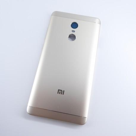 inlocuire carcasa capac baterie xiaomi redmi note 4x gold