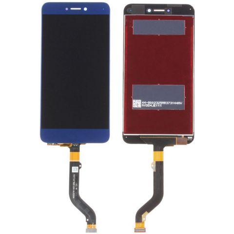 inlocuire display cu touchscreen huawei gr3 2017 albastru original