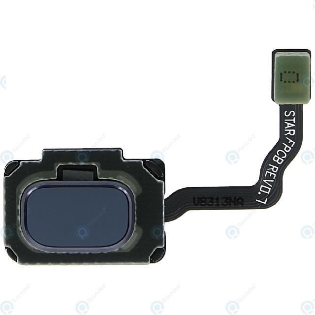 inlocuire buton meniu home amprenta samsung s9 plus g965 bleu original gh96-11479d