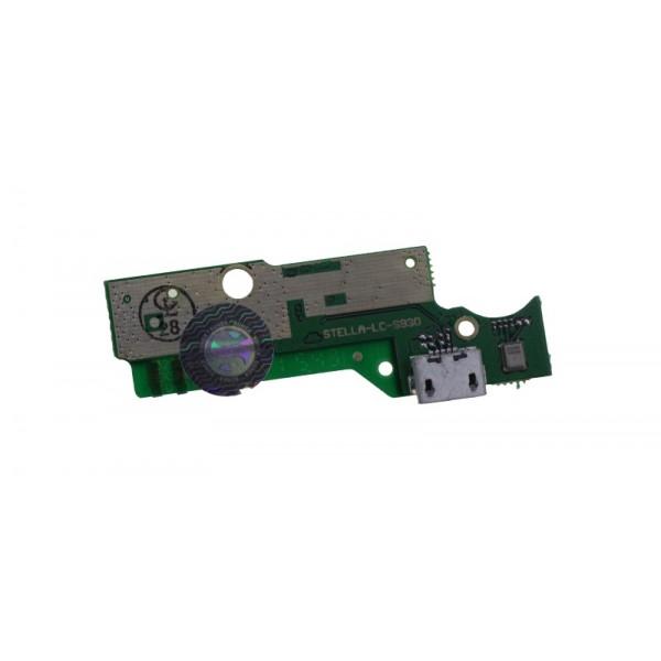 inlocuire mufa conector modul incarcare lenovo s930