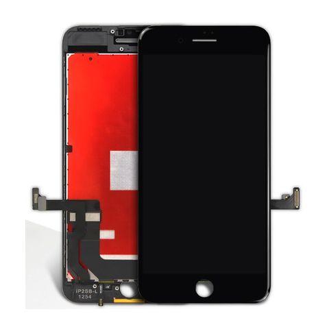 inlocuire display set complet iphone 7 plus negru