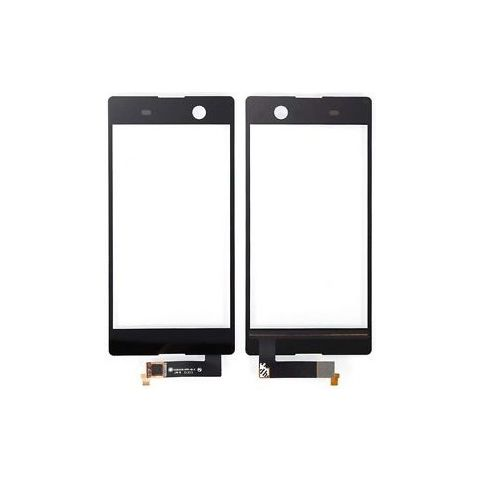 inlocuire geam touchscreen sony xperia m5 e5603 e5606 e5653 e5633 e5643 e5663