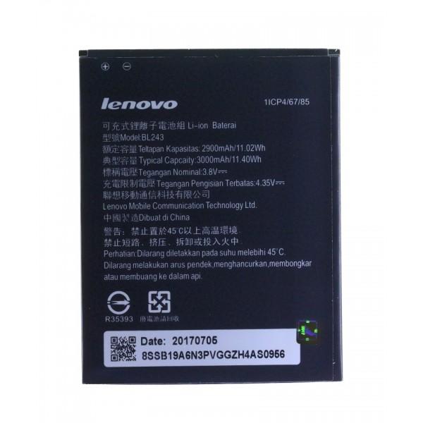 inlocuire baterie acumulator lenovo bl243 a7000