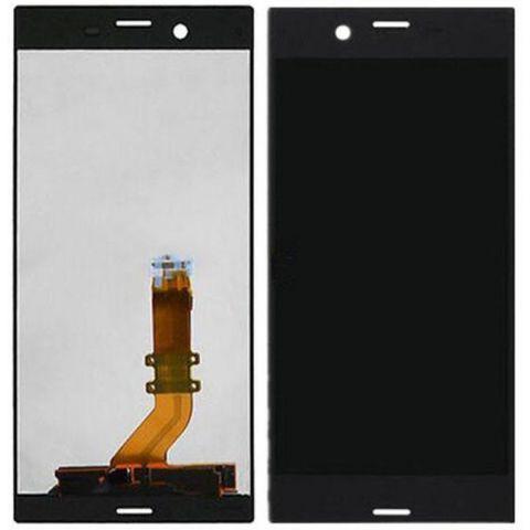 inlocuire set display cu touchscreen sony f8331 f8332 xperia xz