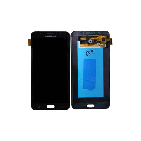 inlocuire display touchscreen samsung sm-j710f galaxy j7 2016 negru original