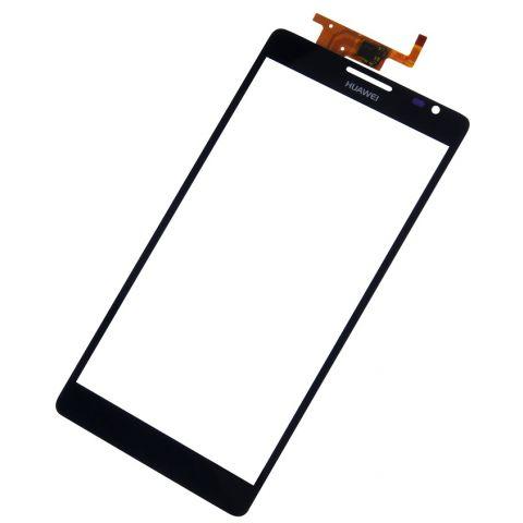 inlocuire  geam touchscreen huawei mt1 ascend matemt1-u06