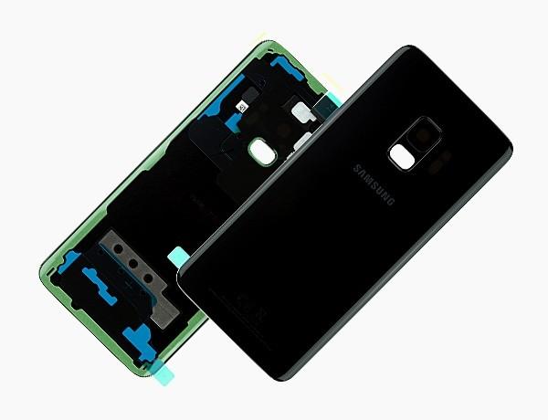 inlocuire capac baterie samsung sm-g960f galaxy s9 original negru gh82-15865a