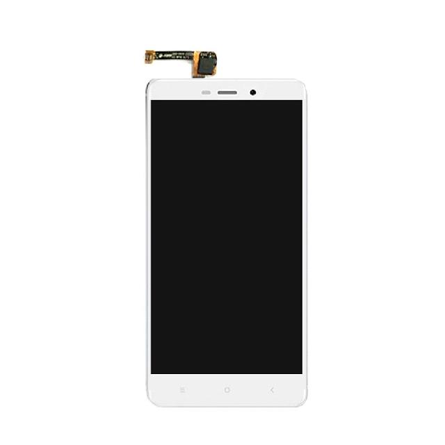 inlocuire display cu touchscreen xiaomi redmi 4 pro alb