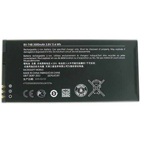 inlocuire baterie acumulator microsoft bv-t4b lumia 640 xl