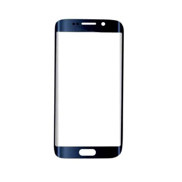 inlocuire geam sticla ecran display samsung s6 edge sm-g925f dark blue