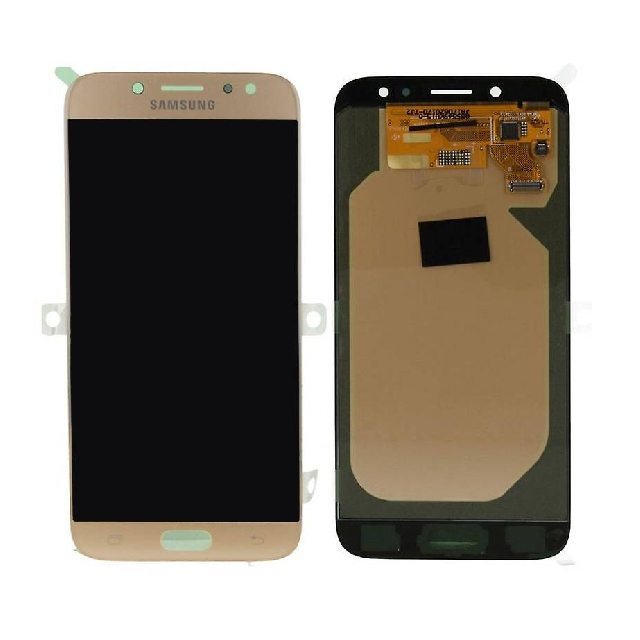 inlocuire display touchscreen samsung galaxy j7 pro 2017 gold gh97-20801c