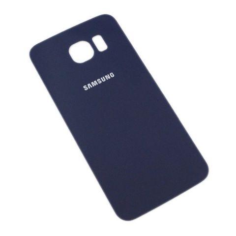 inlocuire capac baterie samsung sm-g920f galaxy s6 albastru inchis
