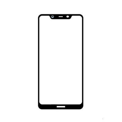 inlocuire geam sticla ecran touchscreen nokia 71 plus nokia x7
