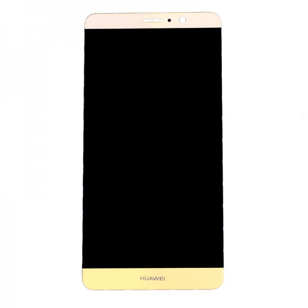 inlocuire set display touchscreen huawei mate 9 gold