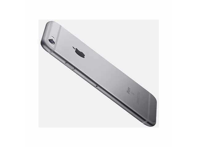 inlocuire carcasa capac spate apple iphone 6s space grey