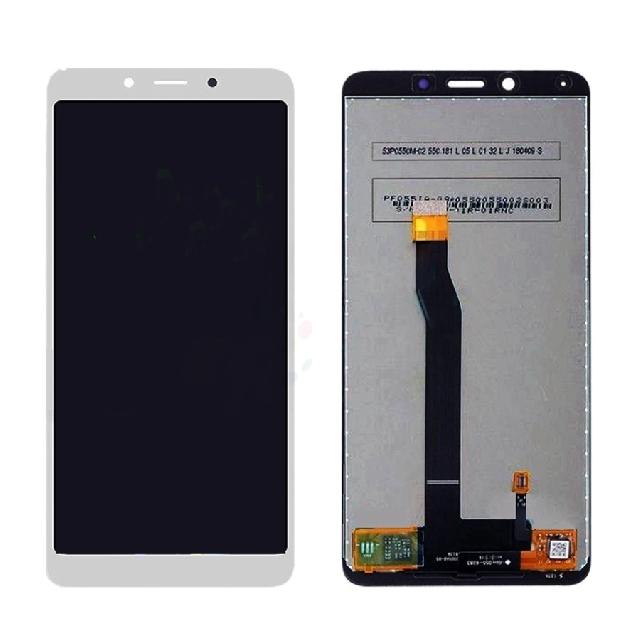 inlocuire display cu touchscreen xiaomi redmi 6a alb