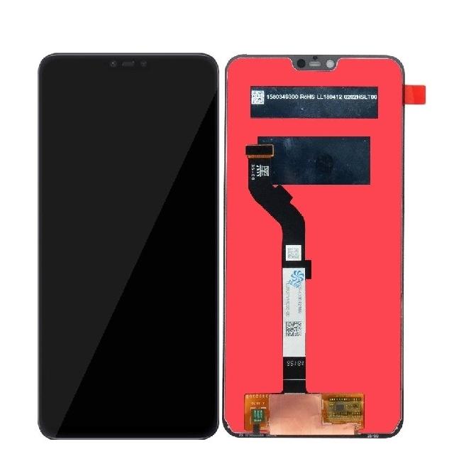 inlocuire display cu touchscreen xiaomi mi 8 lite