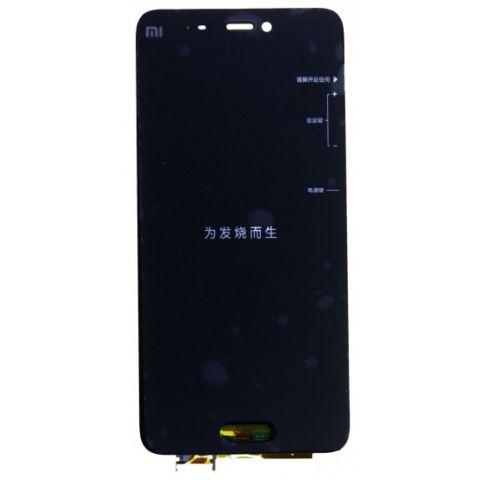 inlocuire display cu touchscreen xiaomi mi 5 negru original