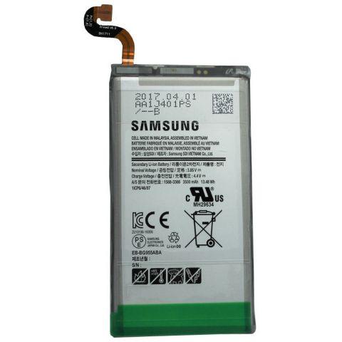 inlocuire acumulator samsung eb-bg955abe original galaxy s8 plus