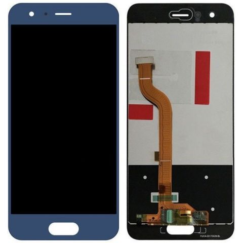 inlocuire display touchscreen complet huawei honor 9 stf-l09 albastru