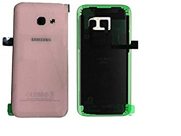inlocuire capac baterie samsung sm-a520f galaxy a5 2017 pink rose original gh82-13638d