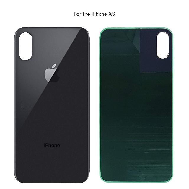 inlocuire capac sticla spate iphone xs black a2097a1920 a2100