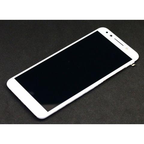 inlocuire display cu touchscreen vodafone smart n9 lite vfd620 alb