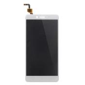 inlocuire display cu touchscreen lenovo k6 note alb