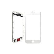 inlocuire schimbare geam sticla ecran display iphone 6s alb