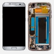 schimbare display cu touchscreen samsung galaxy s7 edge g935 original silver