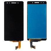 inlocuire display touchscreen huawei honor 7 plk-l01